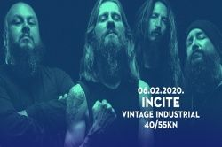INCITE, 06.02.2020., Vintage Industrial Bar, Zagreb
