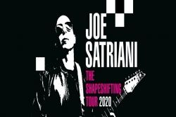 JOE SATRIANI, 07.05.2020., Simm City, Wien