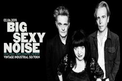 LYDIA LUNCH, & BIG SEXY NOISE, 02.06.2019., Vintage Industrial Bar, Zagreb
