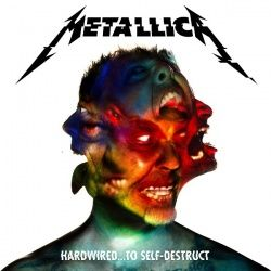 METALLICA - Hardwired ... to Self - Destruct