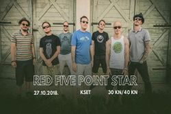 RED FIVE POINT STAR, 27.10.2018., Kset, Zagreb