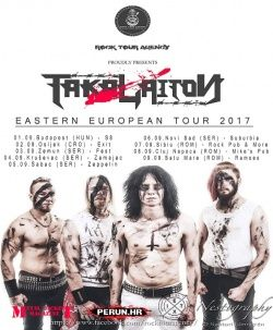 Takalaiton + support 02.09.2017.Osijek club Exit