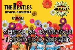 THE BEATLES REVIVAL ORCHESTRA - Zagreb, KD Lisinski, 28.05.2017.