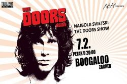 THE DOORS ALIVE, 07.02.2020., Boogaloo, Zagreb
