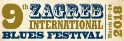 9th Zagreb International Blues Festival - Zagreb, Hard Place, Jiggy Bar i Pločnik, 20.-23.03.2018.