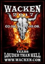 WACKEN OPEN AIR 2017.