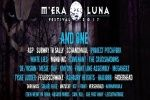 M'ERA LUNA FESTIVAL, Hildesheim, Germany, 2017.