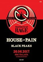 PROPHETS OF RAGE, HOUSE OF PAIN & BLACK PEAKS 26.06.2017. NA ŠALATI