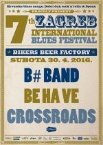 7th Zagreb International Blues Festival u BBF-u 30.04.2016.