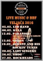 BIKERS BEER FACTORY VELJAČA 2016.