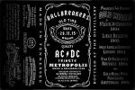 AC/DC VIKEND U ZAGREBU - BALLBREAKERSI (AC/DC tribute) u  Metropolis Music & Billiards Clubu 28.11.2015.