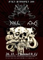 HELL MILITIA + KILL + ATER ERA