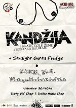 GOOD VIBRATIONS meets FERRAGOSTO JAM - Kandžija i Gole žene & Straight Outta Fridge