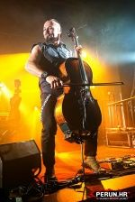 APOCALYPTICA ''PLAYS METALLICA BY FOUR CELLOS'' u KD Vatroslav Lisinski 03.04.2017.