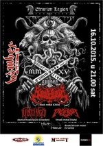 DESECRATION COMMANDO TOUR/EUROPE 2015