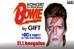 In memoriam Bowie by THE GIFT + 80's party, 31.01.2020., Boogaloo, Zagreb