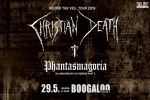 CHRISTIAN DEATH + PHANTASMAGORIA, 29.05.2019., Boogaloo, Zagreb