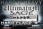 HARD 'N' HEAVY NIGHT vol. 3.,10.03.2018., Hard Place, Zagreb