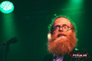 BEN CAPLAN And The Casual Smokers - Zagreb, Vintage Industrial Bar, 17.10.2017.