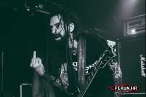 DOPETHRONE, Negative Slug - Zagreb, Mochvara, 04.11.2019.