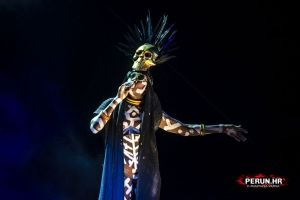GRACE JONES (Dimensions festival) - Pula, Arena, 30.08.2017.