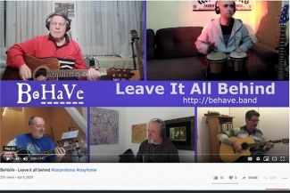 PREMIJERA VIDEOSPOTA:  BeHaVe  - Leave It All Behind